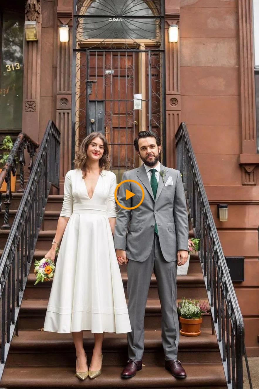 20 erstaunliche einfache Brautkleider für niedliche Bräute ...