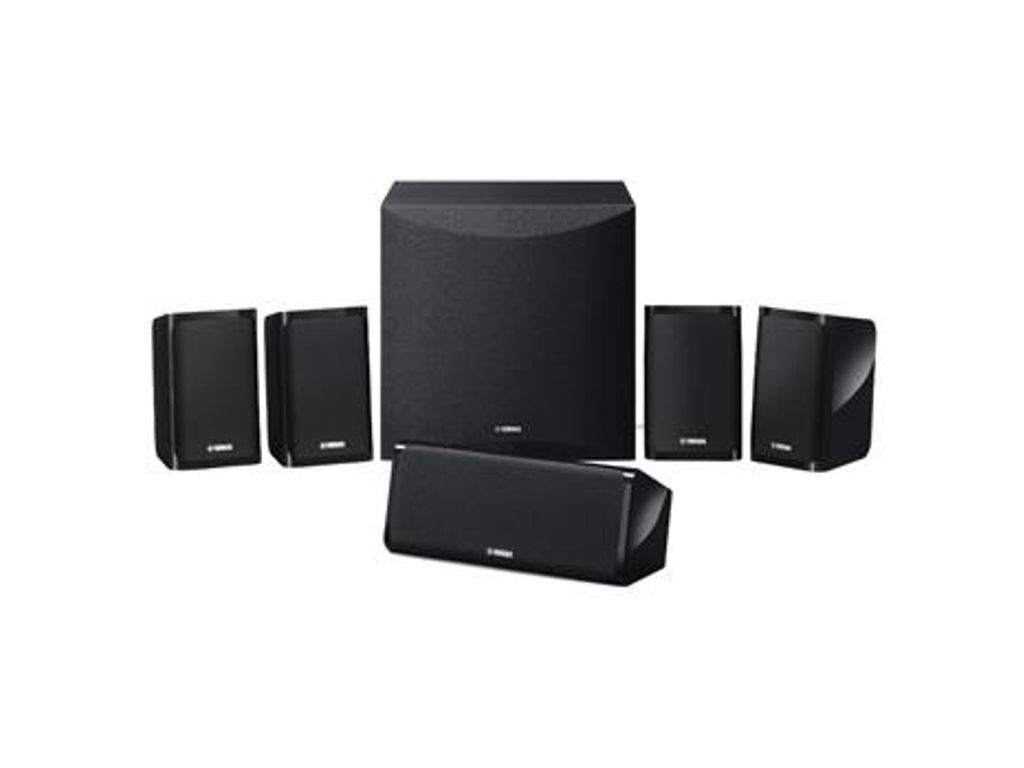 Yamaha Ns P41 5 1 Channel Home Theatre Speaker Package Home Theater Speakers Home Theater Yamaha