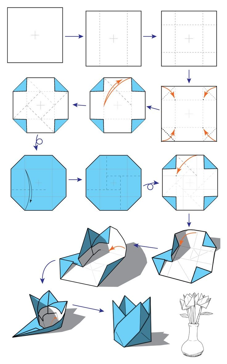 Pin By Kristin Bray On Origami Pinterest Tomoko Fuse Diagrams Version Who Is The Athor And Made This Beautiful Diagram