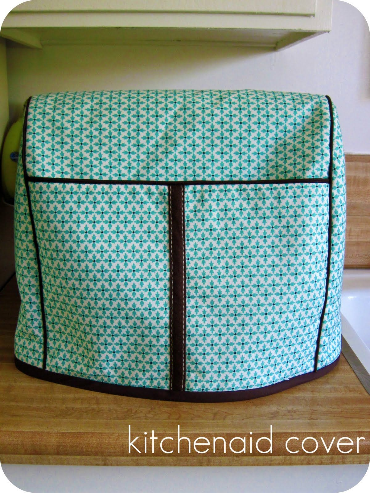 Kitchenaid cover.  I want to make one