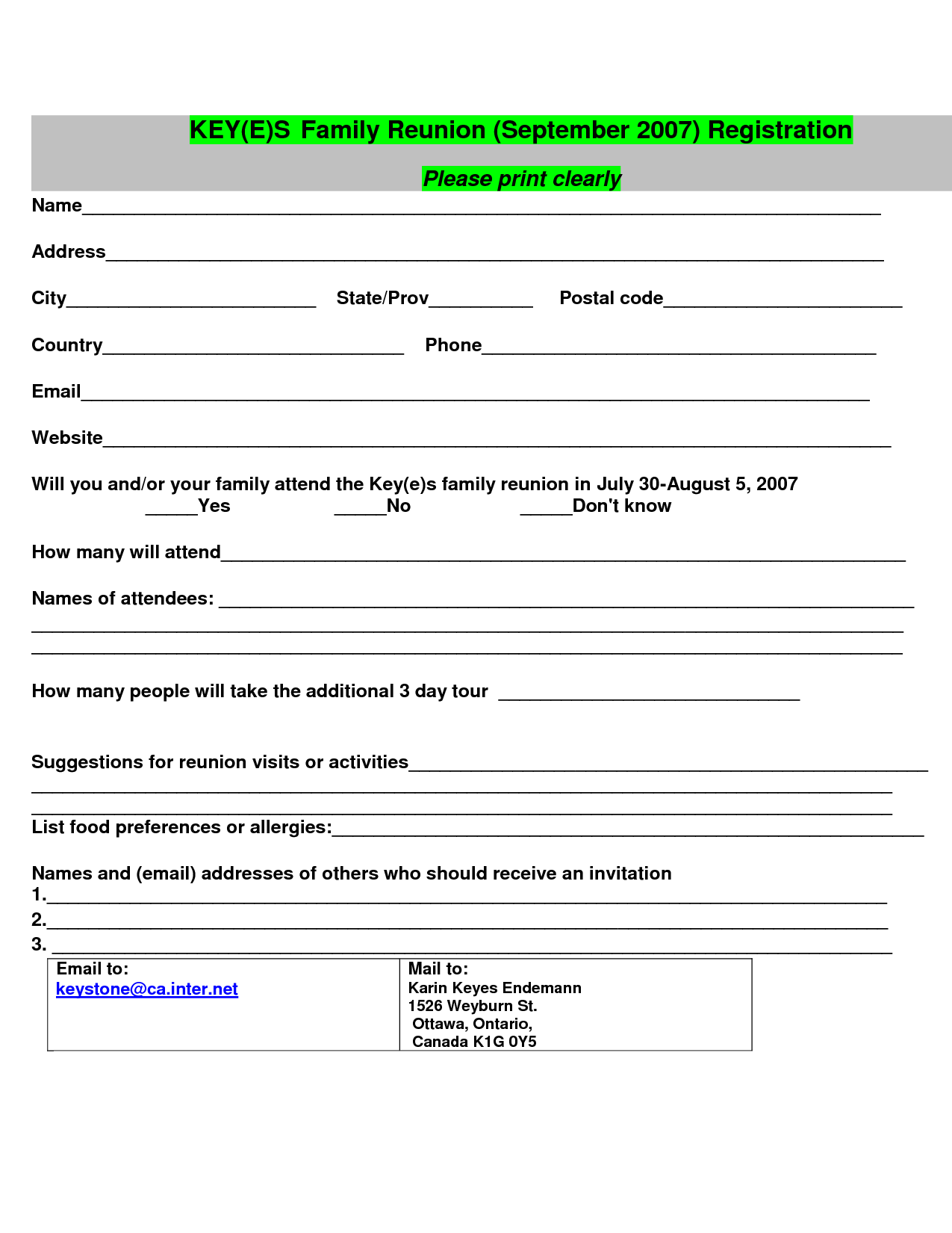 Reunion activities keyes family reunion program cortes reunion activities keyes family reunion program pronofoot35fo Image collections