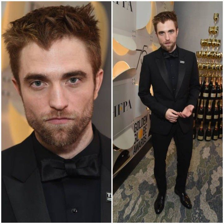 Is Robert Pattinson Dating Anyone 2018