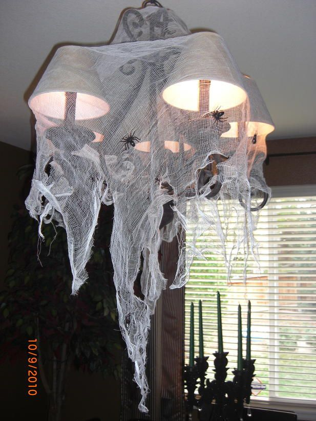 lamp decoration for halloween