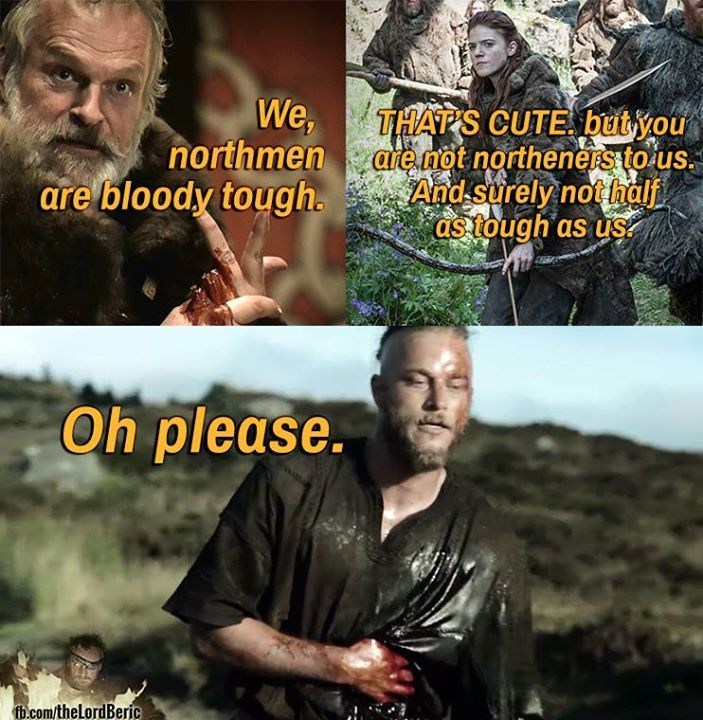 Game Of Thrones Vikings Funny Meme Tv Shows Funny Game Of Thrones Funny Vikings Tv Show
