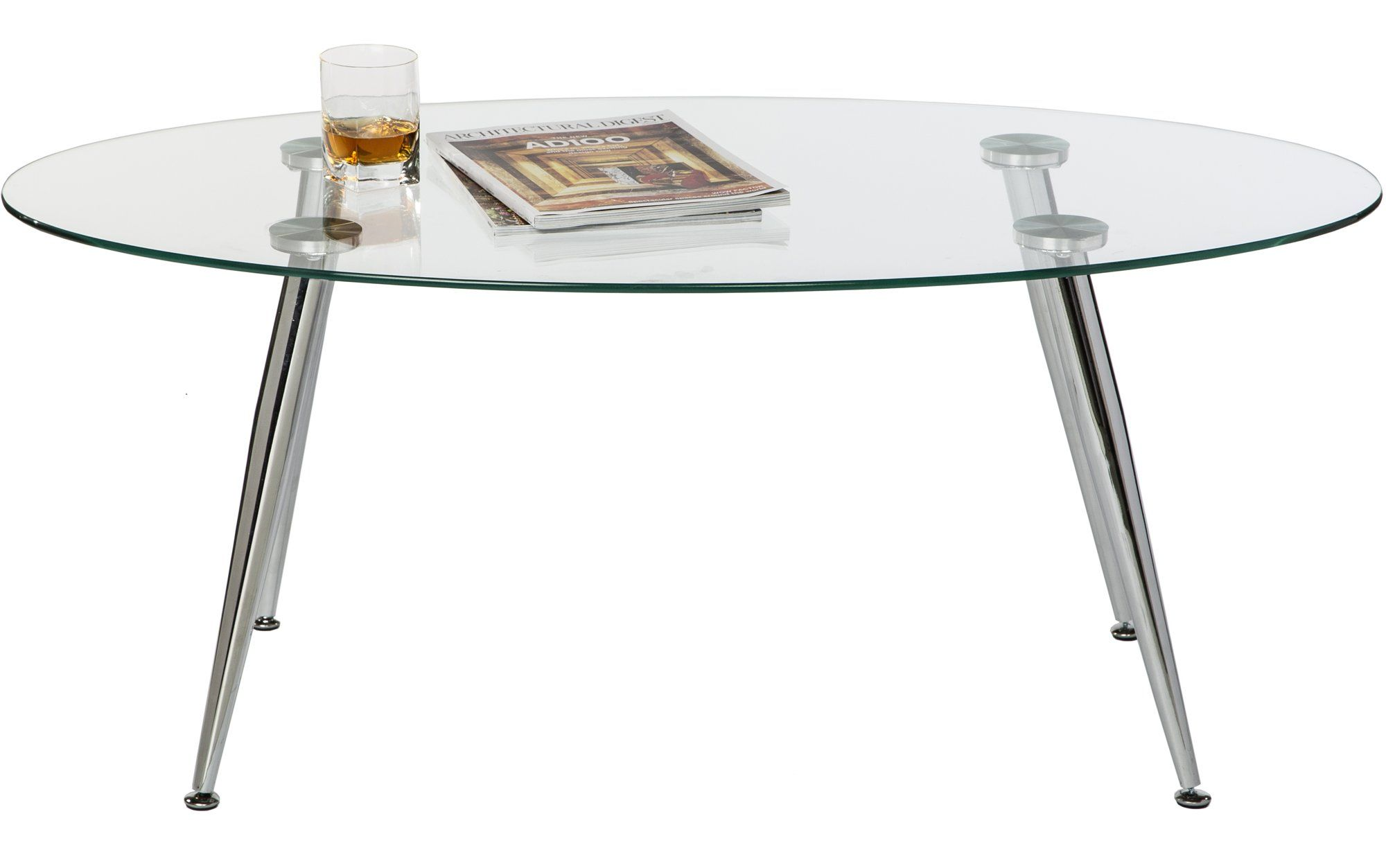 Mango Steam Pacifica Coffee Table Oval Clear Tempered Glass Top And Chrome Tube Base You Could Discover Even More De Cool Coffee Tables Coffee Table Table [ 1253 x 2000 Pixel ]