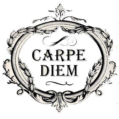 lbum de im genes para la inspiraci n decoupage carpe diem and free printable. Black Bedroom Furniture Sets. Home Design Ideas