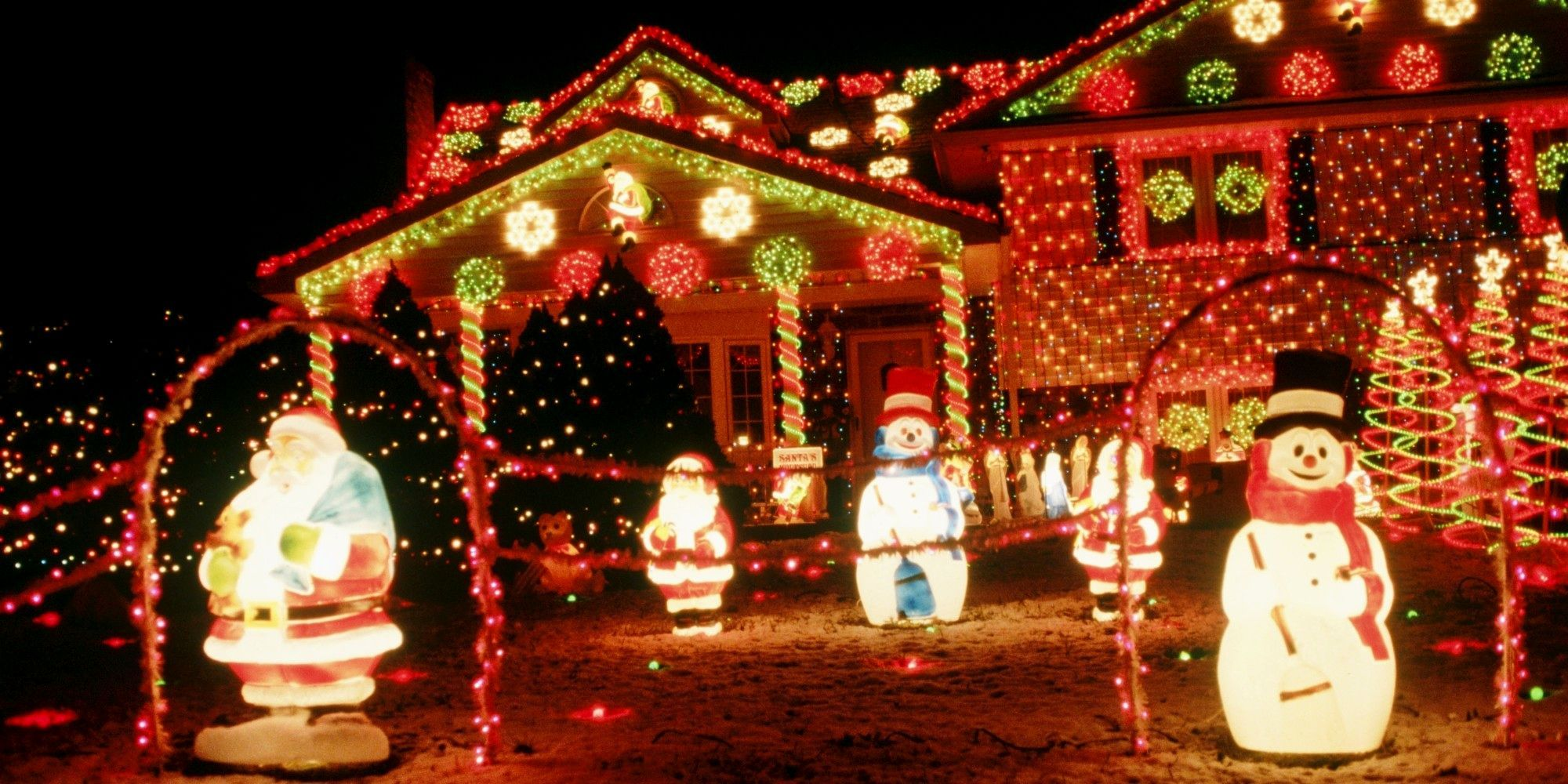 Outdoor Christmas Party Decoration Ideas Decorating Of Party