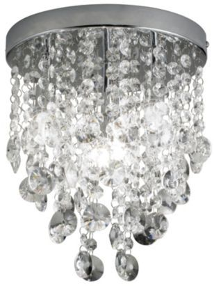Glimmer Crystal Glass Flush, 0000005266791 | Meditation room ...