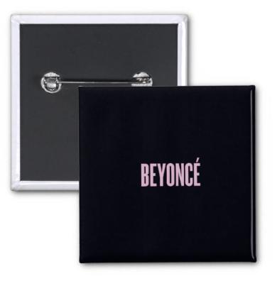 Beyonce 8th Album Pin Buttons Pinback Beyonce Album