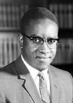 On February 26, 1966, Andrew Brimmer became the first Black