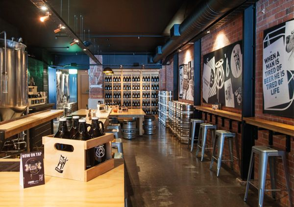 Black Dog Retail Store by Matt Hammond, via Behance