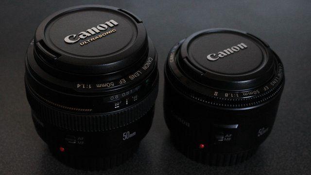 Canon 1.4 USM vs. 1.8 II on Vimeo