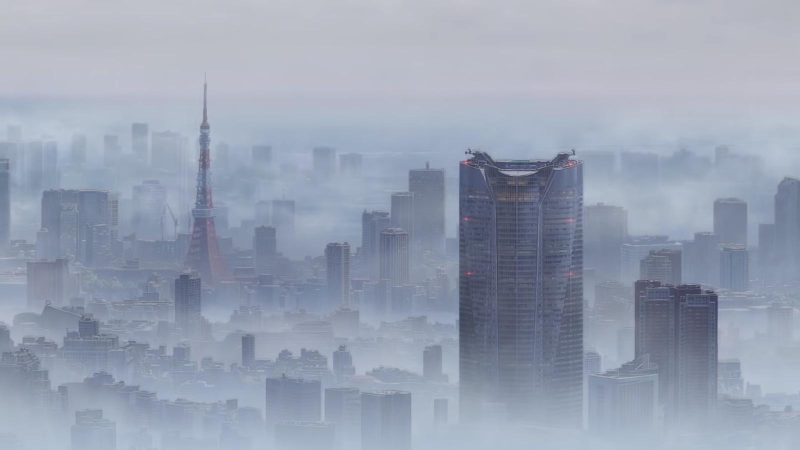 Hình Anime Tenki no ko w 2020