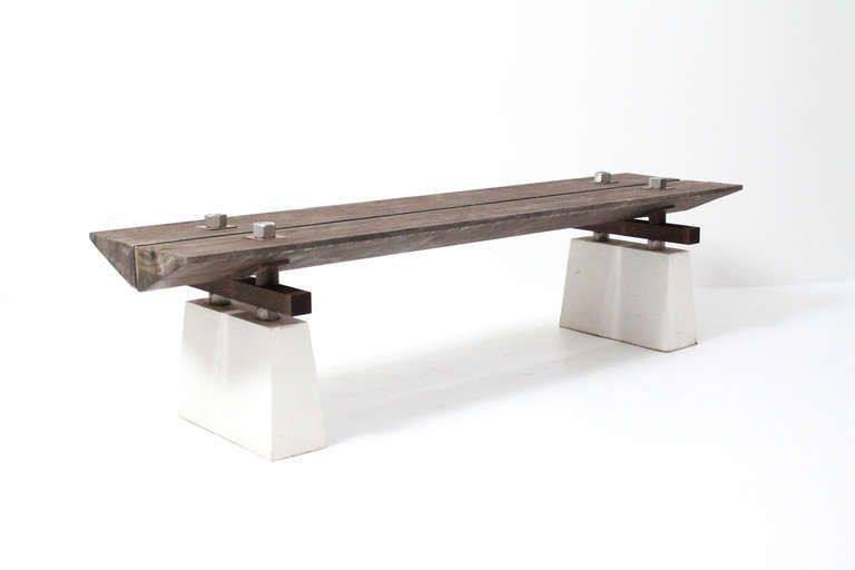 Wondrous Pin By Paul Shimazaki On Furniture Modern Bench Modern Forskolin Free Trial Chair Design Images Forskolin Free Trialorg