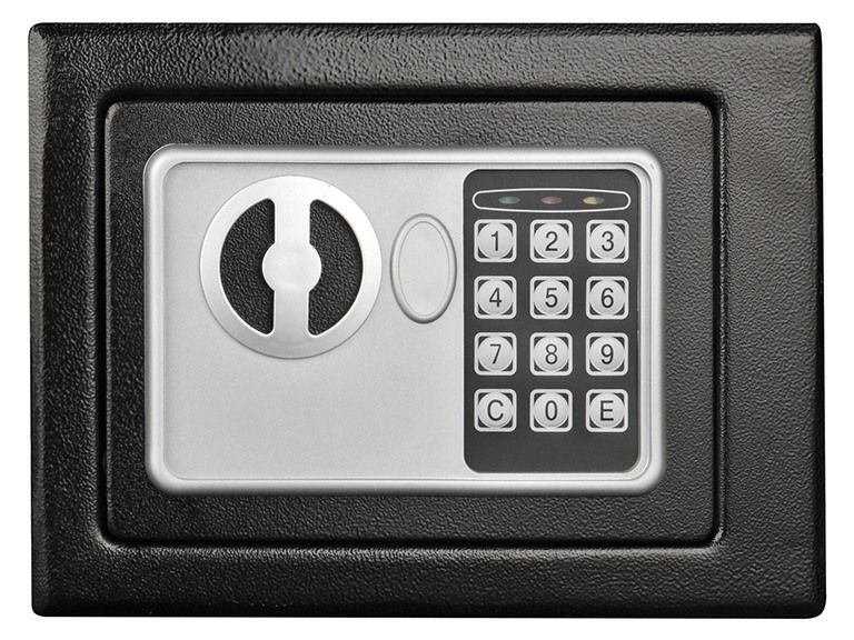 Electronic Deluxe Digital Steel Safe for $34.99
