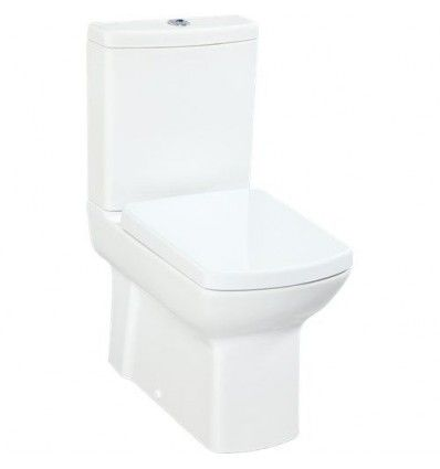 Fantastic Creavit Lara Combined Bidet Close Coupled Fully Btw Toilet Dailytribune Chair Design For Home Dailytribuneorg