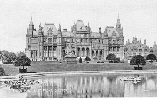 Englands Lost Country Houses  Eaton Hall