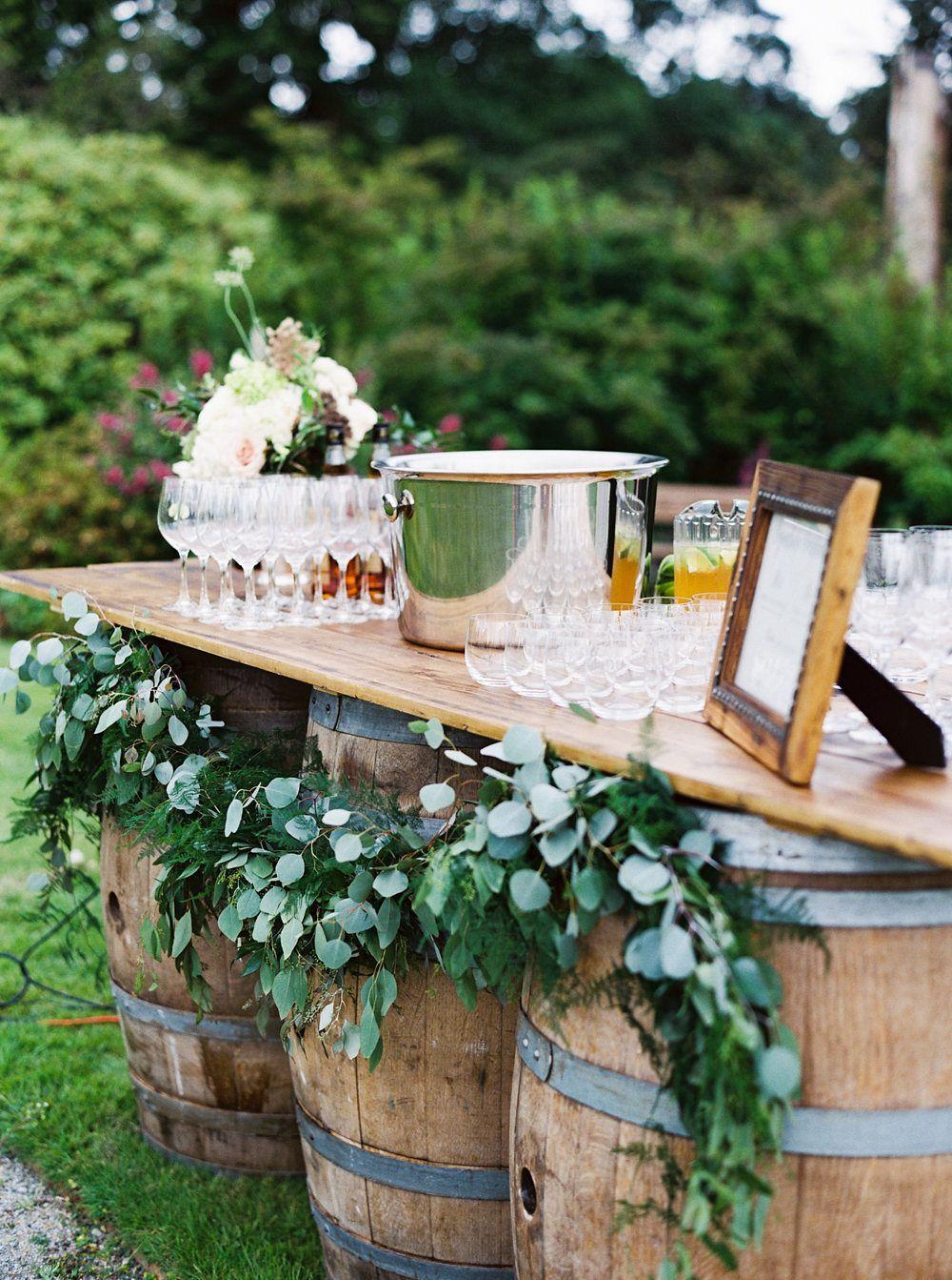 Jordan and Norrie\'s Elegant Botanical Garden Wedding | Smitten ...