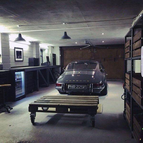 Garage Shop: Top 100 Best Dream Garages For Men - Part Two