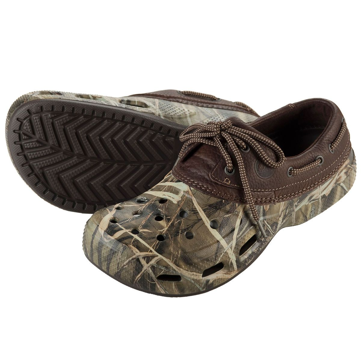 3d32cf52db442d Crocs Mens Islander Sport Realtree Camo Shoe-702036 - Gander Mountain