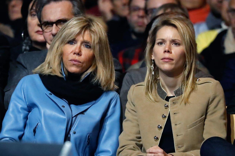 Brigitte et Emmanuel Macron photos d'un amour
