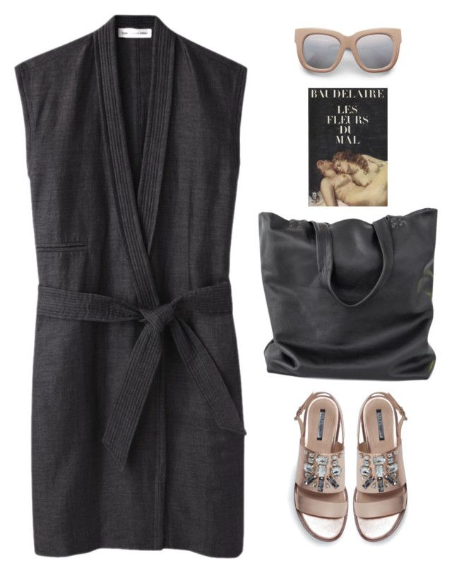 """""""#267"""" by moofka ❤ liked on Polyvore featuring Alexander Wang, Étoile Isabel Marant, Zara, Acne Studios and Baudelaire"""