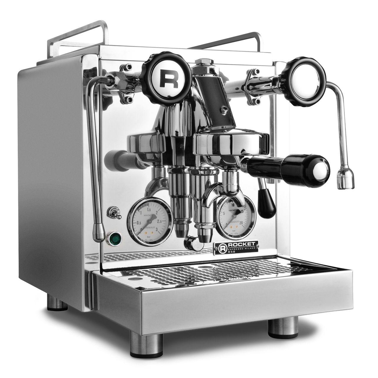 Captivating Rocket Espresso Milano R58 V2 Dual Boiler Espresso Machine