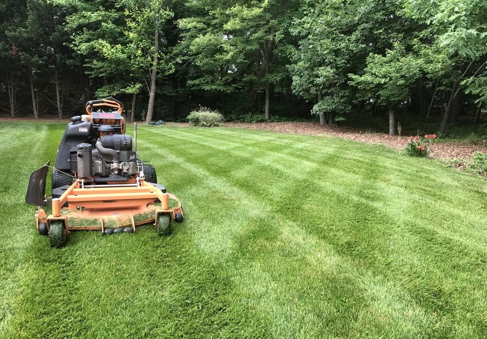 Lawn services in truro lawn care lawn maintenance lawn