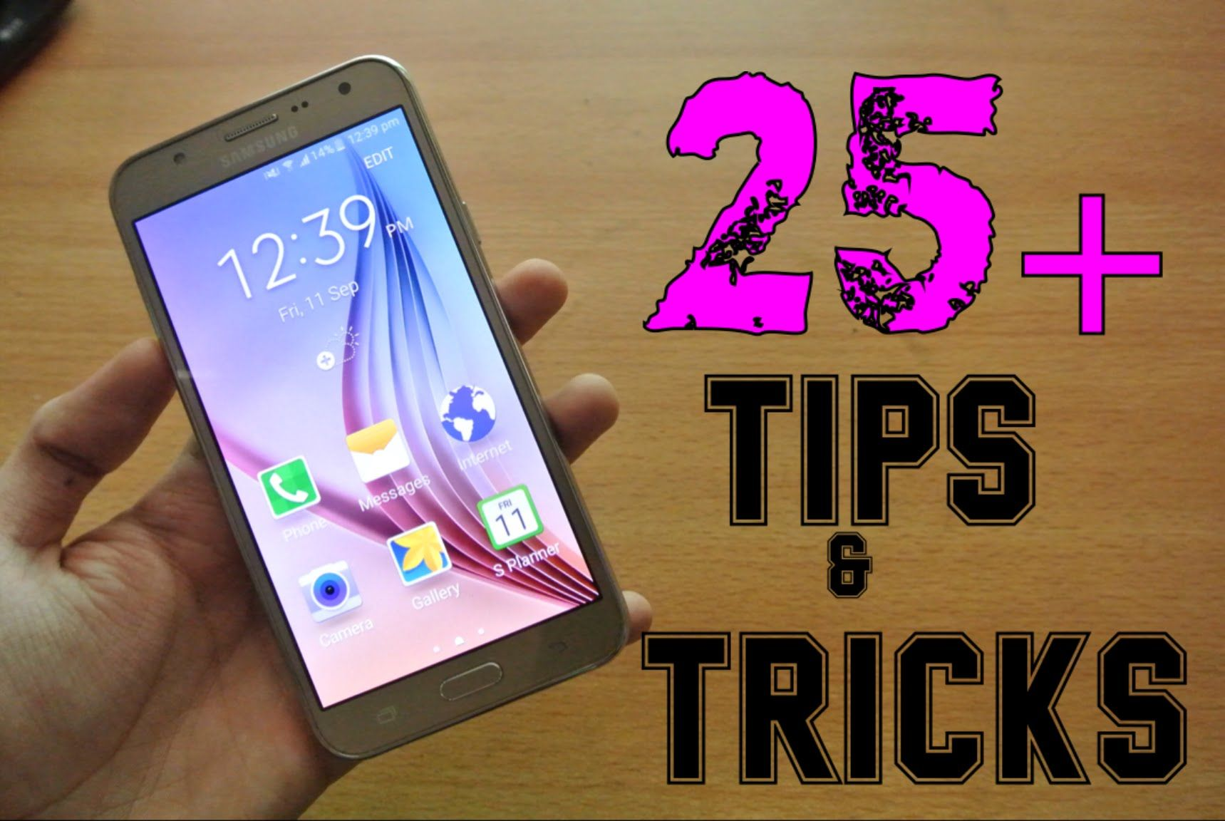 Samsung Galaxy J7 - 20+ Tips & Tricks HD