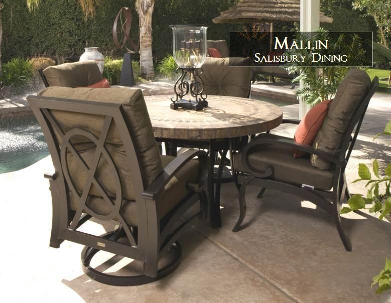 Malin Salisbury Dining Outdoor Patio Furniture Outdoor Furniture