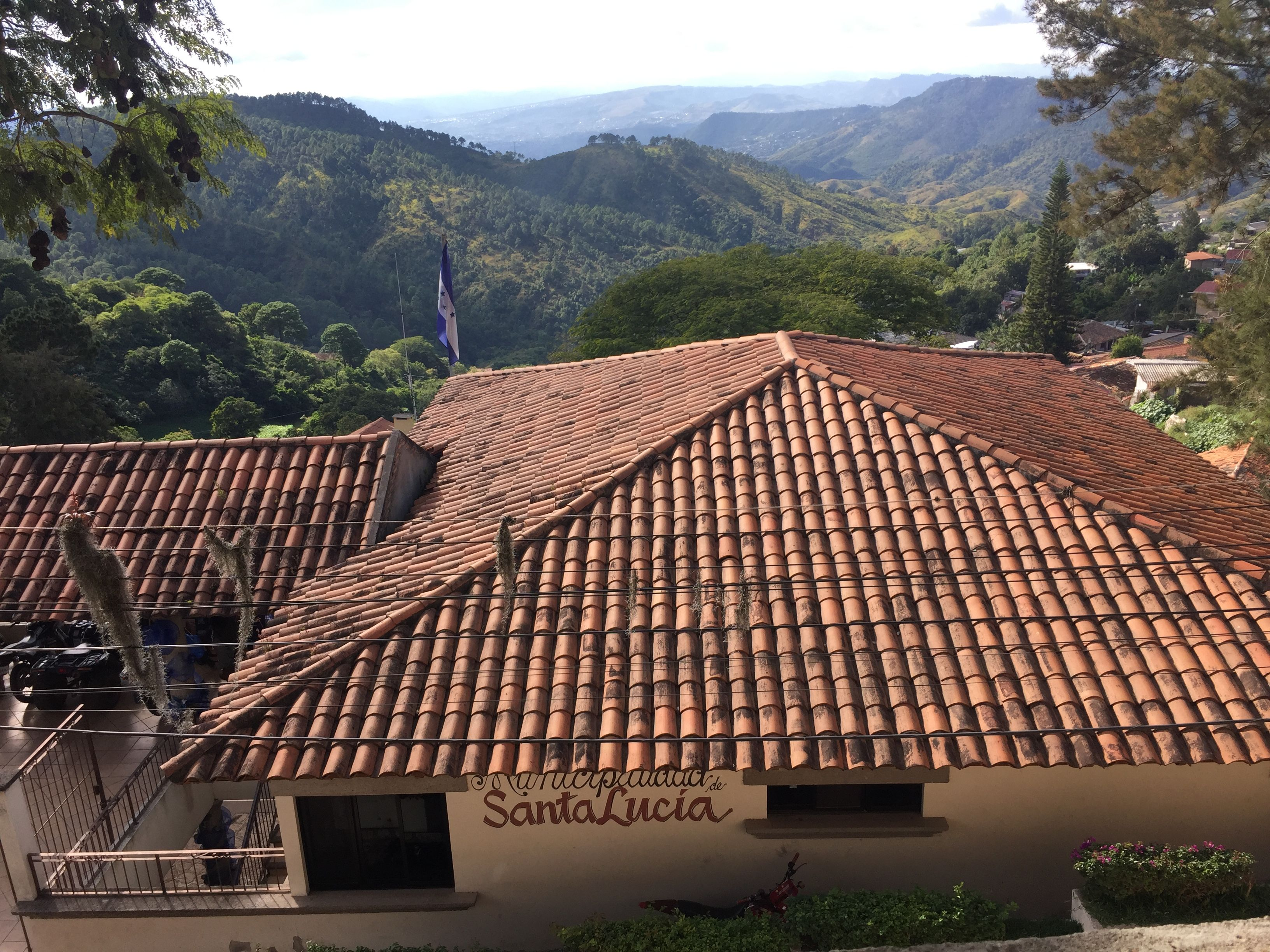 Municipalidad de Santa Lucia, Honduras