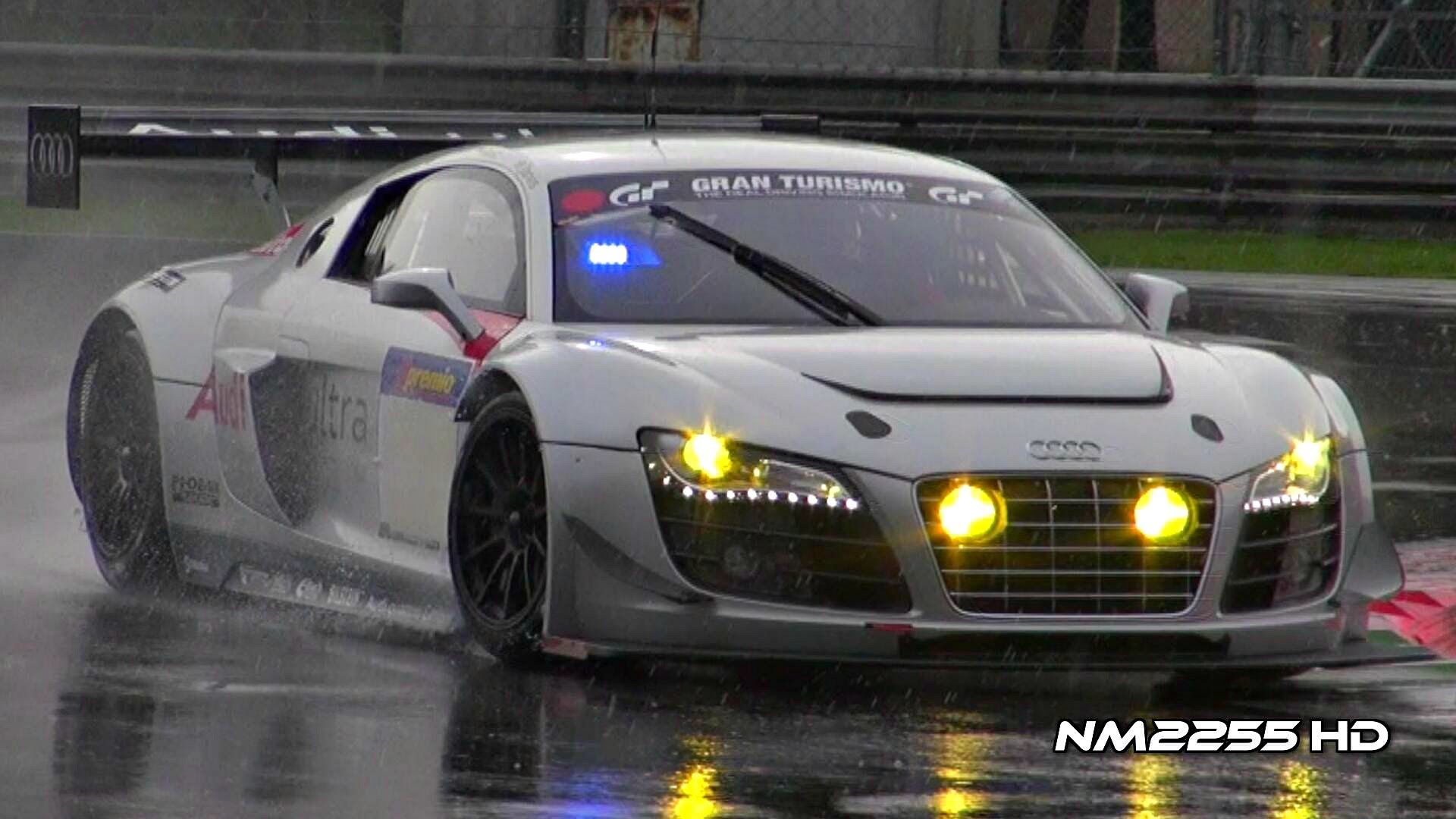 Full Hd 1080p Video By Nm2255 Official Audi Sport Test At Monza