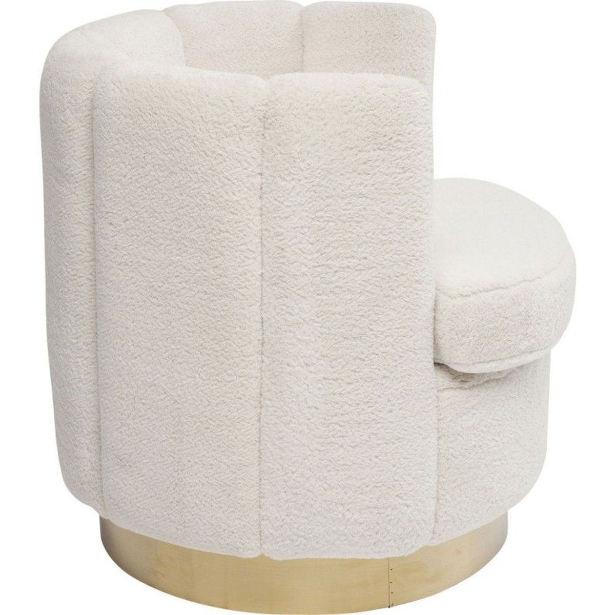 Fauteuil Silhouette Fourrure Blanche Taille Fauteuil Fourrure Blanche Peau De Mouton Et Fourrure