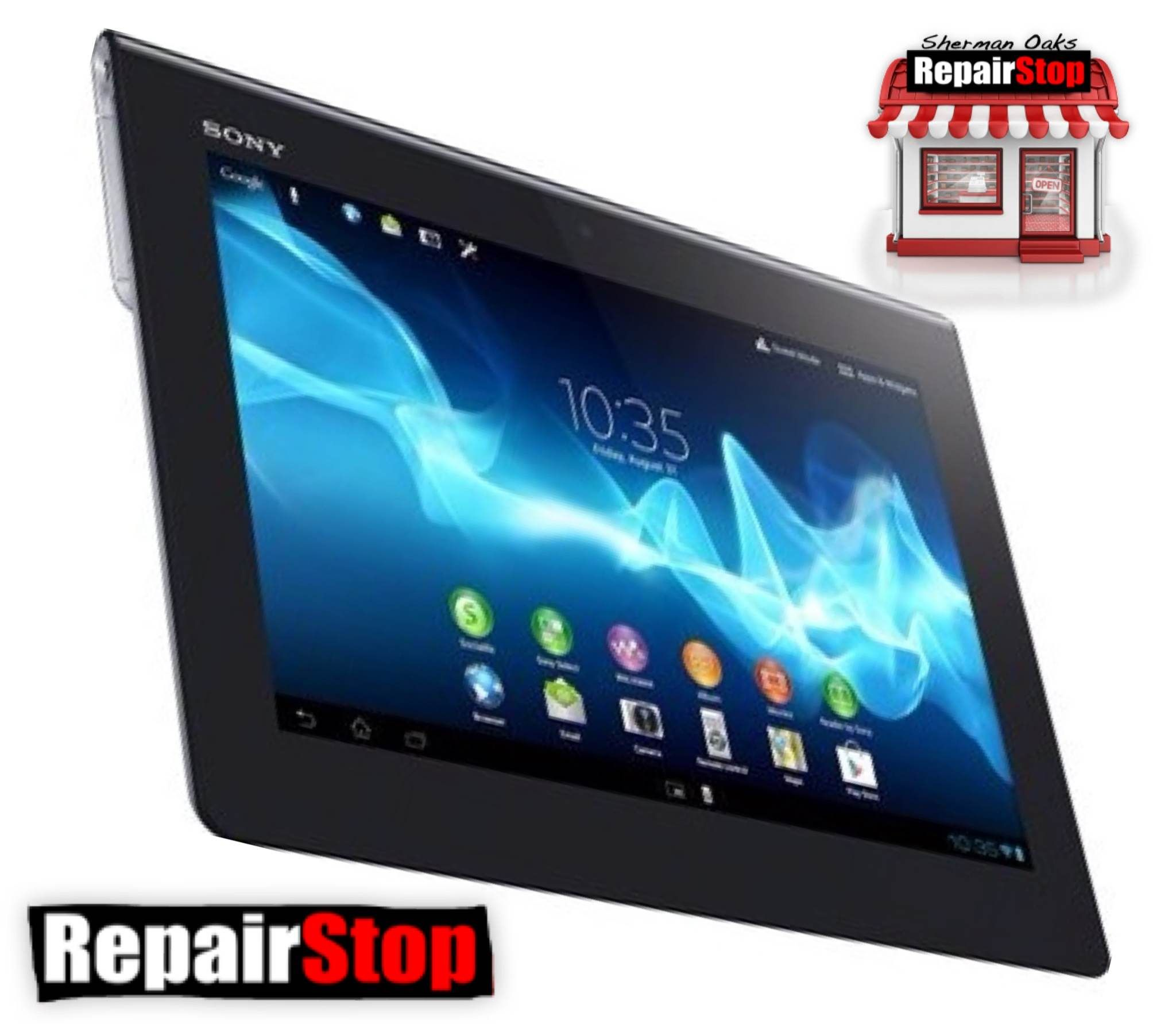 Sony® Tablet Repair Services. More Info: Http