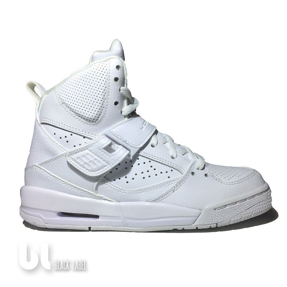 Nike Jordan Flight 45 High BG Sneaker Kinder Damen Basketball Schuh Boys  Girls in Kleidung &