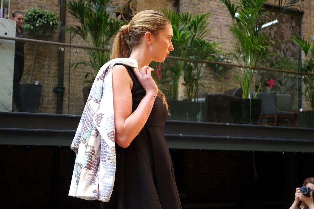 Tanya Elizabeth, Oxford Fashion Studios, London Fashion Week SS16, Devonshire Square