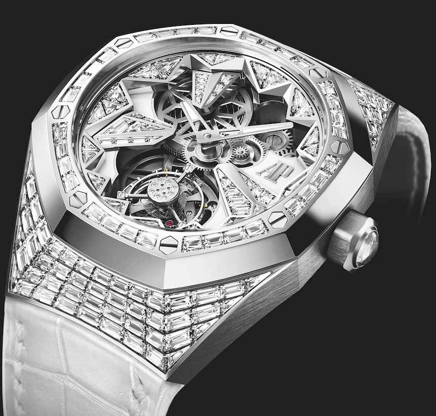 later annual basel baselworld of p april integrated audemars the oak swiss at time steel renamed with history piguet watches bracelet watch show a introduced intro and luxury royal