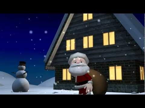 Weihnachts-Video-Karte für Unternehmen von pregondo - Jetzt bestellen !! - YouTube