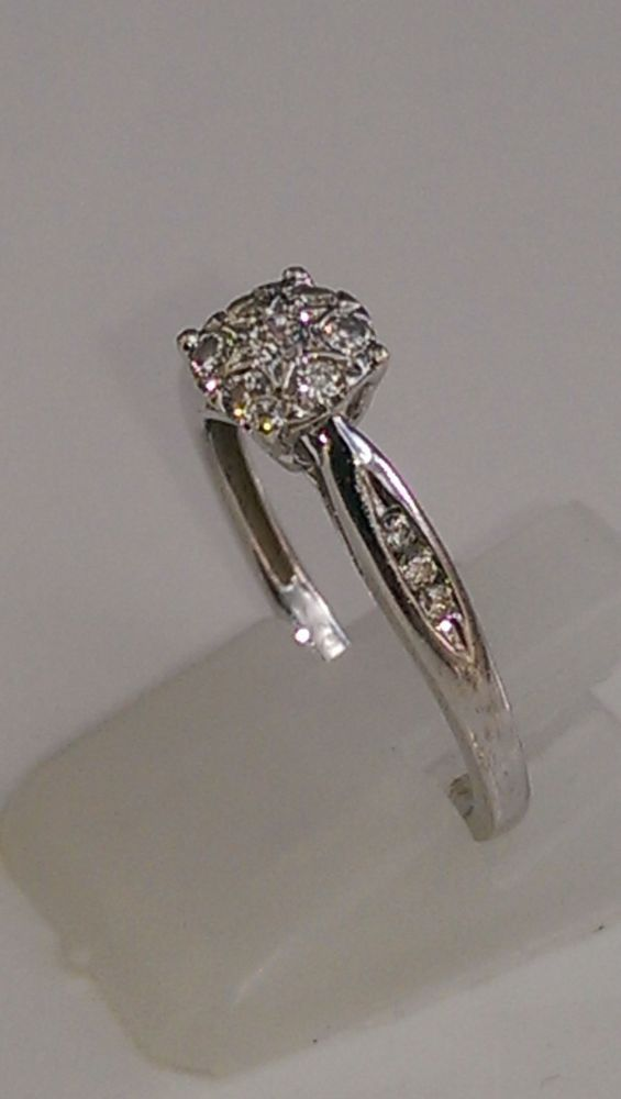 Engagement Rings Engagementrings Rings Ernest Jones 9ct White
