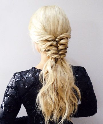 Summer Hairstyles Beattheheat Summer Hairstyles  Ponytail Hair Style And Dry Hair