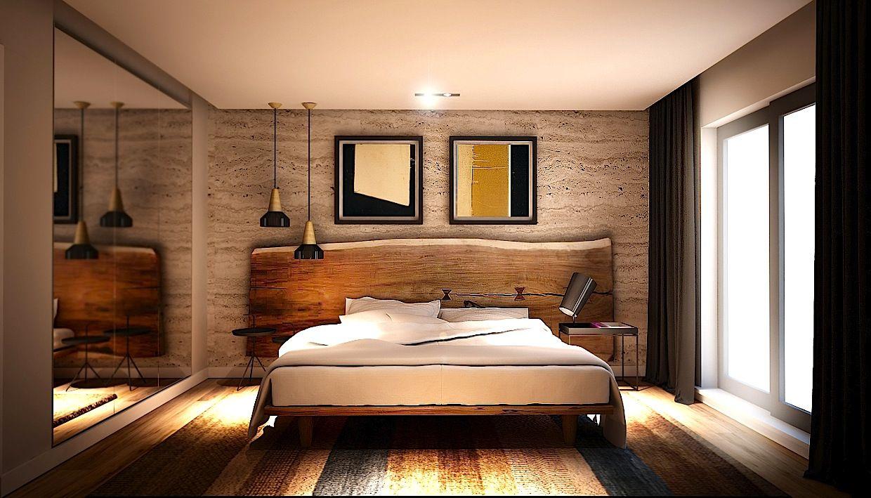bedroom - natural earth tones   Bedroom design, Bedroom ...