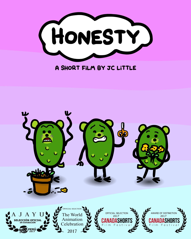 Honesty Is Now An Award Winning Film Canada Shorts Award
