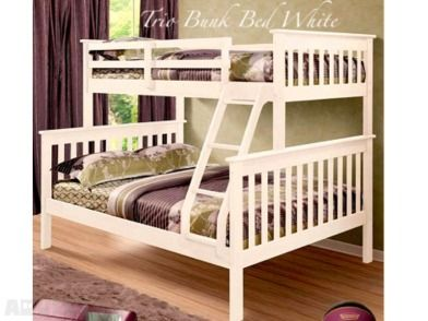 Triple Bunk Bed Triple Bunk Bed Irish Made Can Be Split Into Two