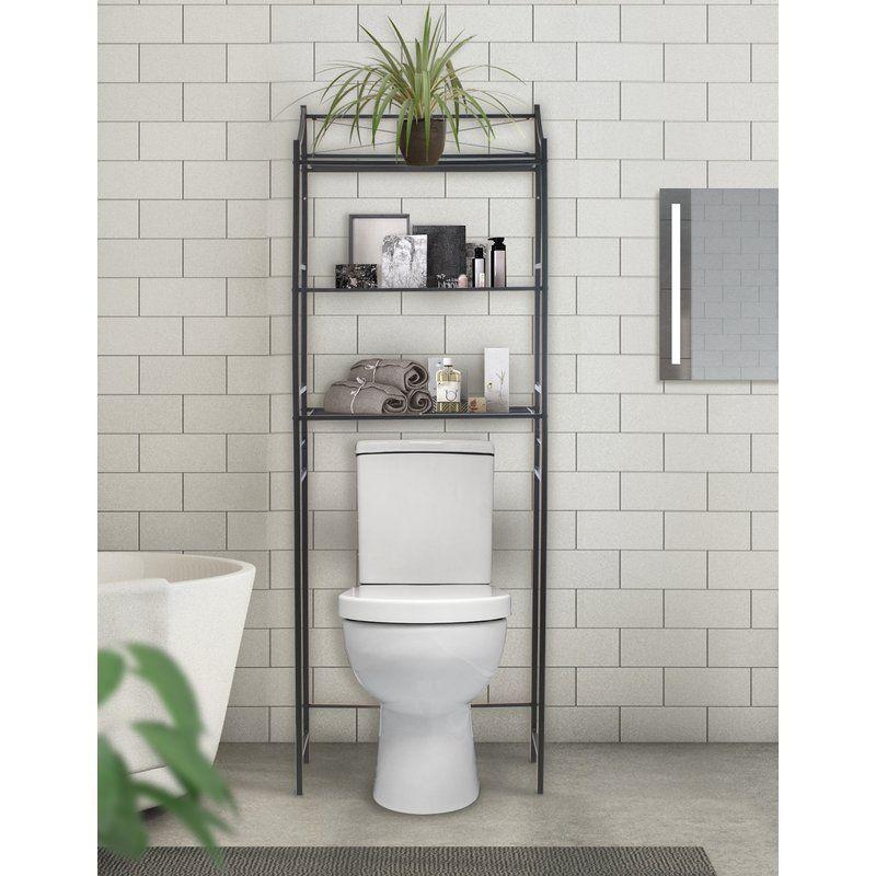 Pin On Bathroom Organizer Over Toilet