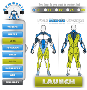 Brilliant!!!! Gym Genie- Workout Generator, Random Workout Routines