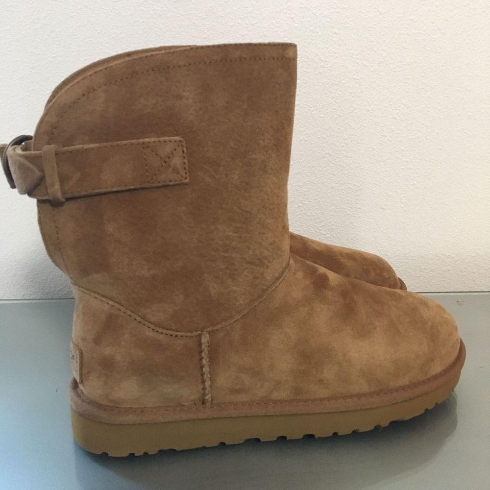 834f9e7e294 UGG Australia ladies rain shoes loafers My Posh Closet t