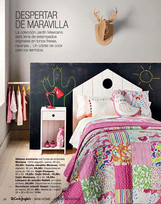 decoración infantil Mini Home de El Corte Inglés | muebles ...