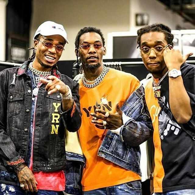 Migos 'CULTURE' @yungrichnationofficial | M I G O G A N G in
