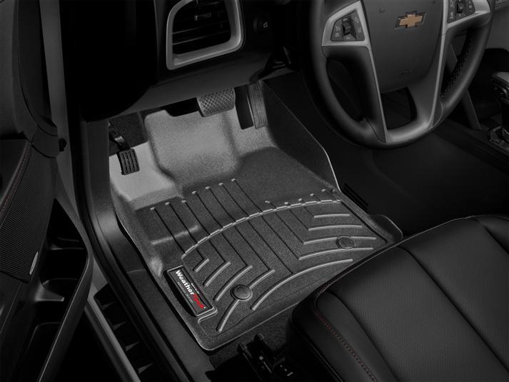 2013 Chevrolet Equinox Floor Mats Laser Measured Floor Mats For A Perfect Fit Weathertech Fit Car Weather Tech Custom Cars