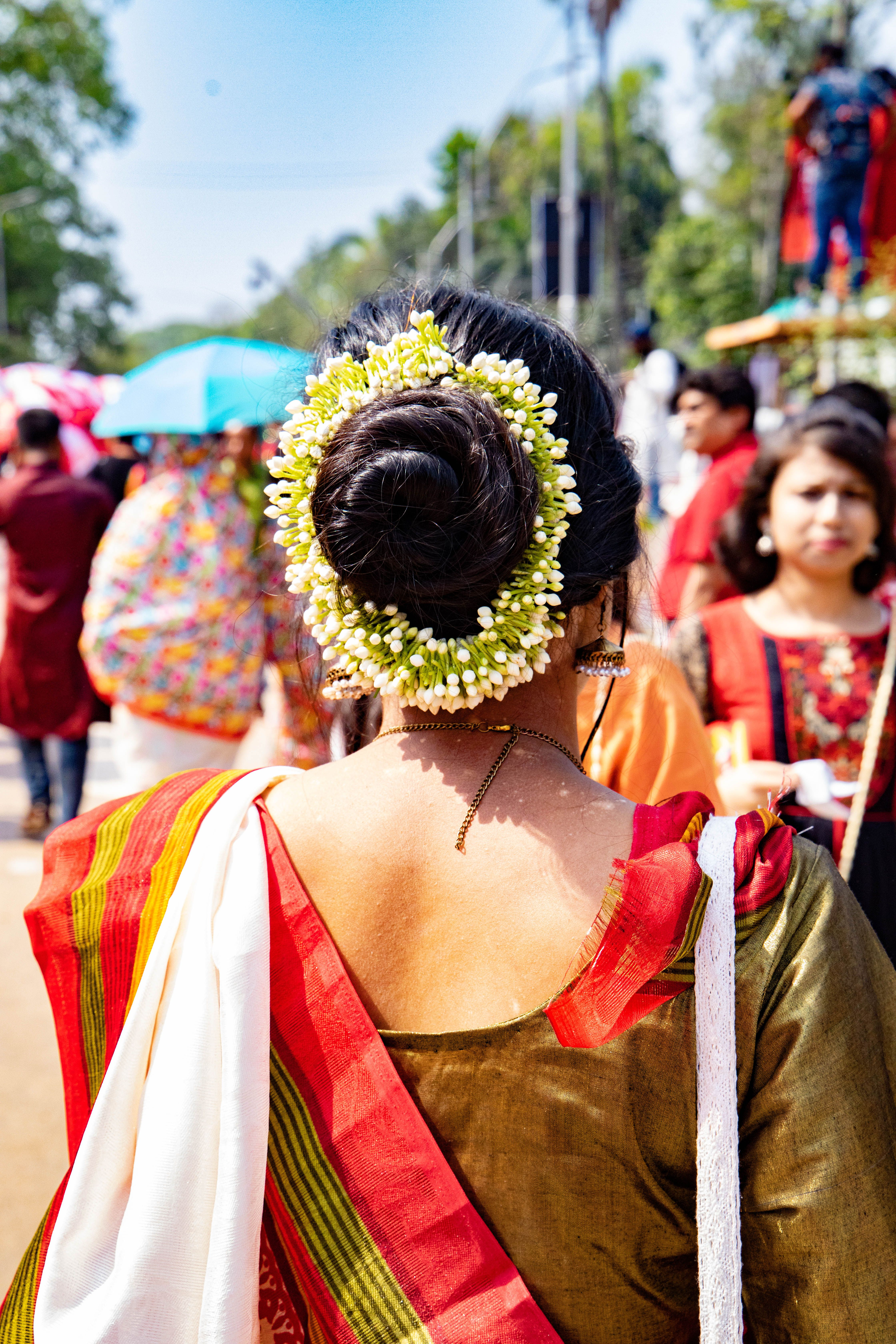 The Sea of Smiling Faces Photo collection of Bengali New